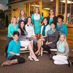 administrative staff at lincoln pediatric dentistry