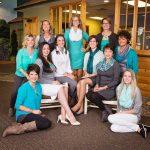administrative staff at lincoln pediatric dentistry