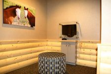 Lincoln Pediatric Dentistry East Office - kid's waiting area