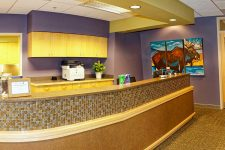 Lincoln Pediatric Dentistry East Office - front desk