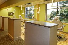 Lincoln Pediatric Dentistry East Office - patient chairs